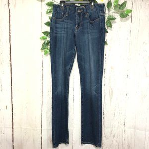 LUCKY BRAND THE SWEET JEAN STRAIGHT SIZE 6/28 R